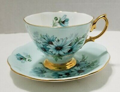 Royal Albert Marguerite Daisy Cup And Saucer