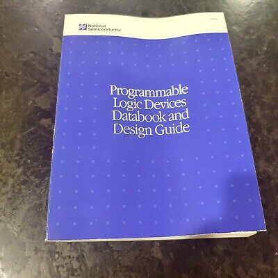 1990 National Semiconductor Programmable Logic Devices Databook and Design Guide