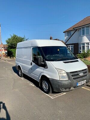 Ford transit 110 T300 lx model swb medium roof rare van big spec van