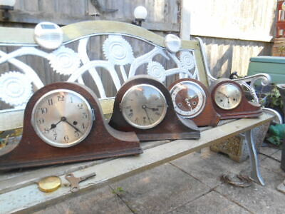 Vintage Westminister Chime Clocks  For ,Spares/Repair.