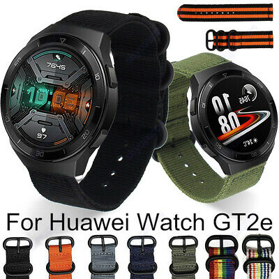 For Huawei Honor Magic Watch GT 2 2e 46mm 42mm Sport Nylon Strap Wrist Watchband