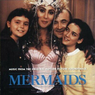 Cher - Mermaids - Original Motion Picture Soundtrack - U.K. CD album 1990