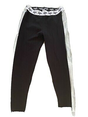 Girls Hype Cropped Leggings Age 11-12 Years