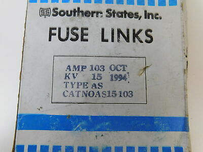 Southern States NSB AS15103 Fuse Accy AS 103A