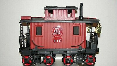 """Beams """"Red Caboose"""" Porcelain Decanter W/ Box - Empty"""