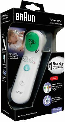 Braun Forehead Baby Thermometer BFH175 Model - Brand NEW - Free Shipping