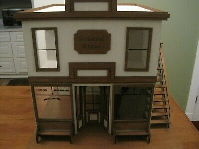 General Store 1:12 scale dollhouse