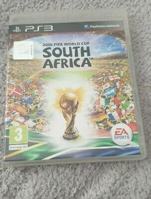 Fifa World Cup: South Africa 2010 (PS3) PlayStation 3 Game