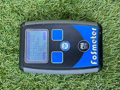 Portable INDUCTION LOOP TEST Fosmeter FREE P&P UK SELLER