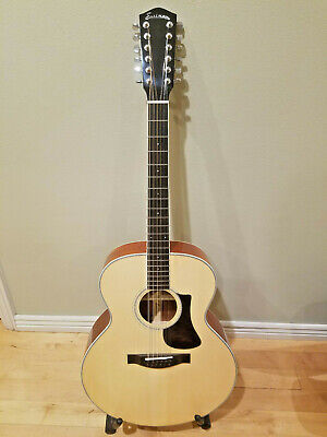 Eastman Ac330E-12 Acoustic Electric Jumbo 12 String Guitar