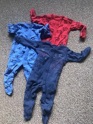 Job Lot 23 Baby Boys Clothes 0-3 Months For Autumn/Winter Boots, George, Next