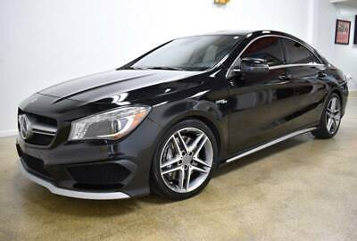 2014 Mercedes-Benz CLA-Class CLA 45 AMG AWD 4MATIC 4dr Sedan 2014 Mercedes-Benz CLA CLA 45 AMG AWD 4MATIC 4dr Sedan 37,100 Miles Black Sedan