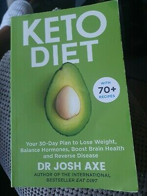 Keto Diet: Your 30-Day Plan to Lose Weight Balance Hormones Boost Brain Health …