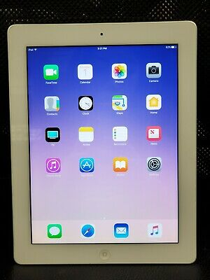 Apple iPad 4th Gen. 32GB, Wi-Fi, 9.7in - White #228