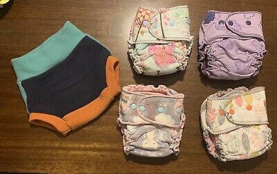 Lilly & Frank OS Fitted Lot & Med Bumby Wool Cover