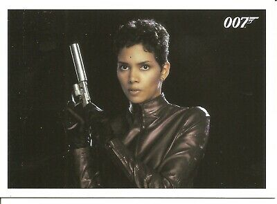 James Bond 007 Archives Final Edition Jinx Promo Trading Card #P1