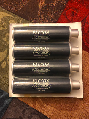 "****New**** Vaccon St-6Bx Silencer 3/8"" Npt Female 1 Piece"