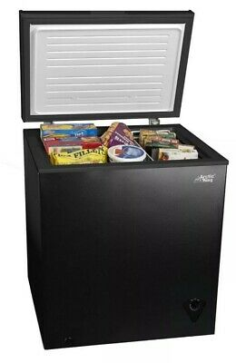 Arctic King 5 cu.ft. Chest Freezer Ice Chest 5 Cubic Feet 5CF FREE SHIPPING
