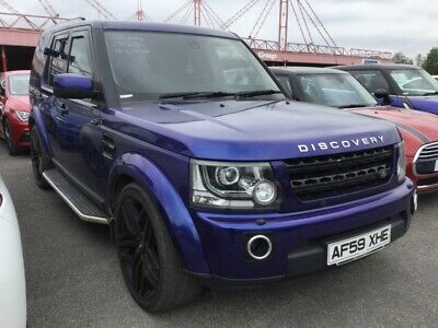 59 Land Rover Discovery 4 3.0 Sdv6 Hse  ***Full 2014 Look** Mega Spec, Upgrades
