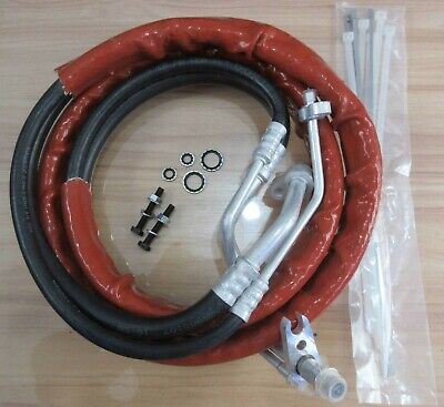 AC Hoses C5183 Rear A//C Line Set Air Conditioning Replacement Lines