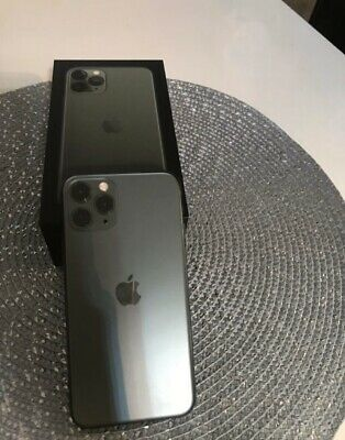 Apple iPhone 11 pro 256 gb neuf couleur vert