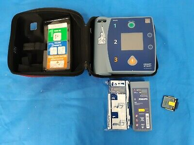 Philips HEARTSTART FR2+ AED M3861A