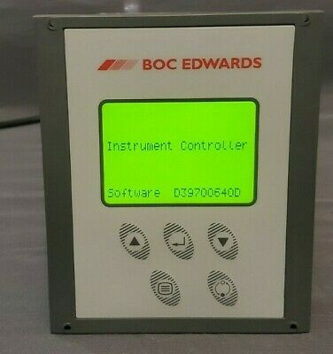Edwards TIC Instrument Controller 40W D39700000 Tested
