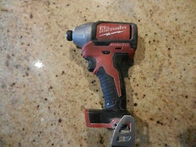 """Milwaukee 1/4"""" Hex Brushless Impact Driver 2750-20 (Tool Only)"""