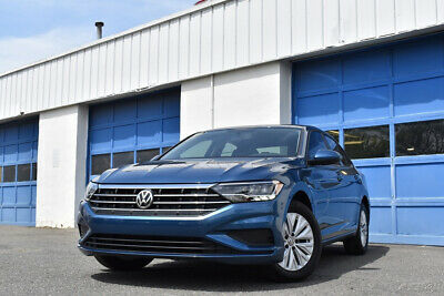 2019 Volkswagen Jetta 1.4T S ULEV Driver Assistance Package BLS Rear View Camera Bluetooth Cruise Auto E Brake +++