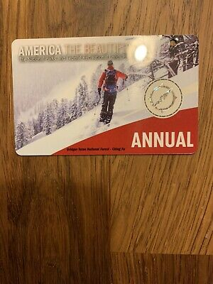 Annual Pass USA for Nationalparks