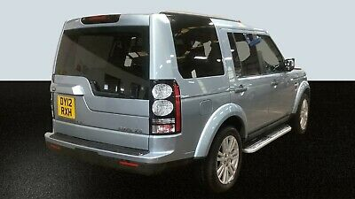 12 Land Rover Discovery 4 3.0 Sdv6 Hse 255 Bhp 8 Speed Rotary Gear Select Cat S