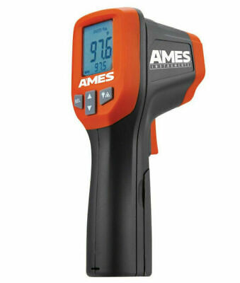AMES 12:1 Infrared Laser Thermometer - New & Sealed