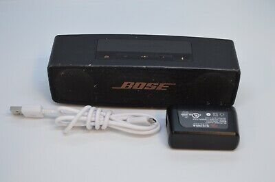 Bose Soundlink Mini Portable Bluetooth Speaker w Mini II -limited Edition