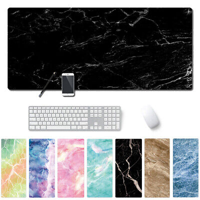 Home Office Laptop Rubber Gaming Mice Mat Desk Cushion Keyboard Mouse Pad
