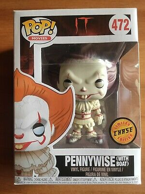 Funko Pop! Movies: IT - Pennywise Chase