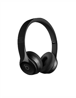 Beats by Dr. Dre Solo3 Wireless Over the Ear Headphones Gloss Black (MNEN2LL/A)