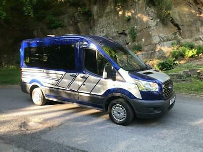 2015 Ford Transit 290 Trend Campervan Bespoke Newly Conversation May Take Px