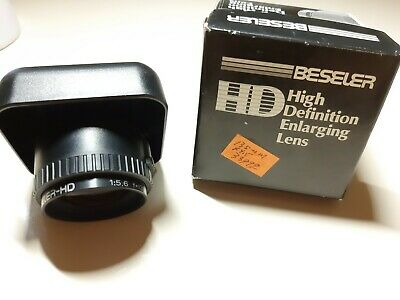 Beseler 135mm - HD Enlarging Lens 1:5,6 GERMANY LENS FAST SHIPPING SALE