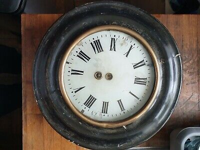 Antique Wall Clock To Restore