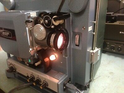 EIKI ELF 16mm projector