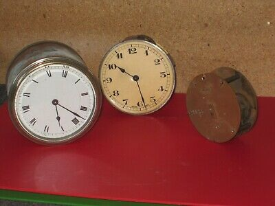 Antique French Clock Parts
