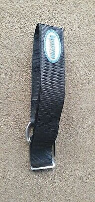 Halcyon BCD Tank Strap Stainless Steel