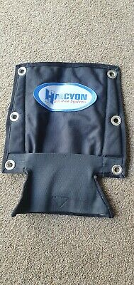 Halcyon BCD TEC Wing Back Pad And Storage