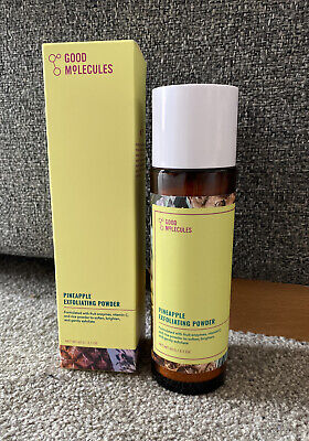 GOOD MOLECULES Pineapple Exfoliating Powder 60g - Cruelty Free - Sold out -