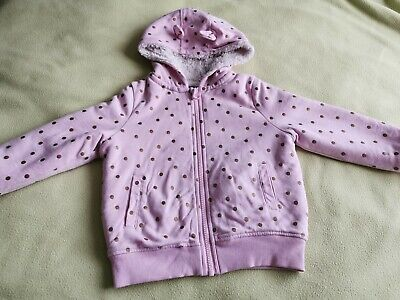 Girls Winter Jacket With A Hood 4 Years Lupilu