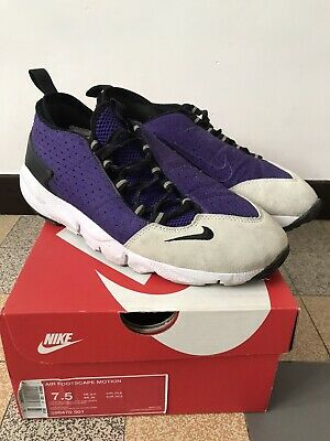 Nike Air Footscape Motion Purple Taille 40,5 Eur 7,5us
