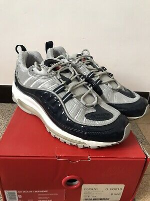 Nike Air Max 98 Supreme Taille 41 Eur 8US 7UK