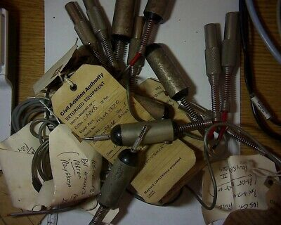 Pile of Polyskop II probes - historical artefacts