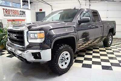 2014 GMC Sierra 1500 4x4 NO RESERVE 2014 GMC Sierra 4x4 Double Cab Repairable Salvage Truck Rebuildable Damaged