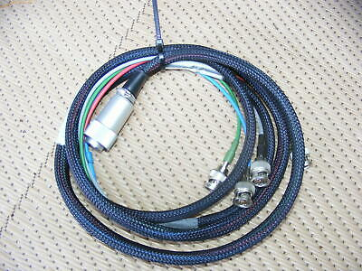 60ft DS3 Cable 734 Duplex Right Angle BNC